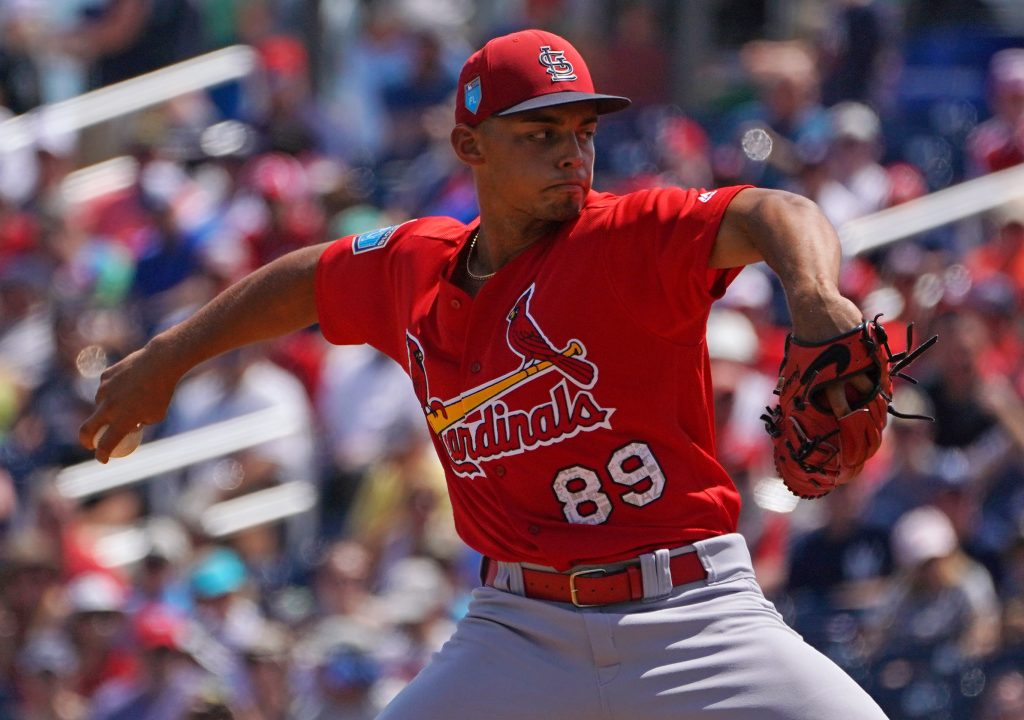 Cardinals To Add Jordan Hicks To Opening Day Roster - MLB Trade Rumors