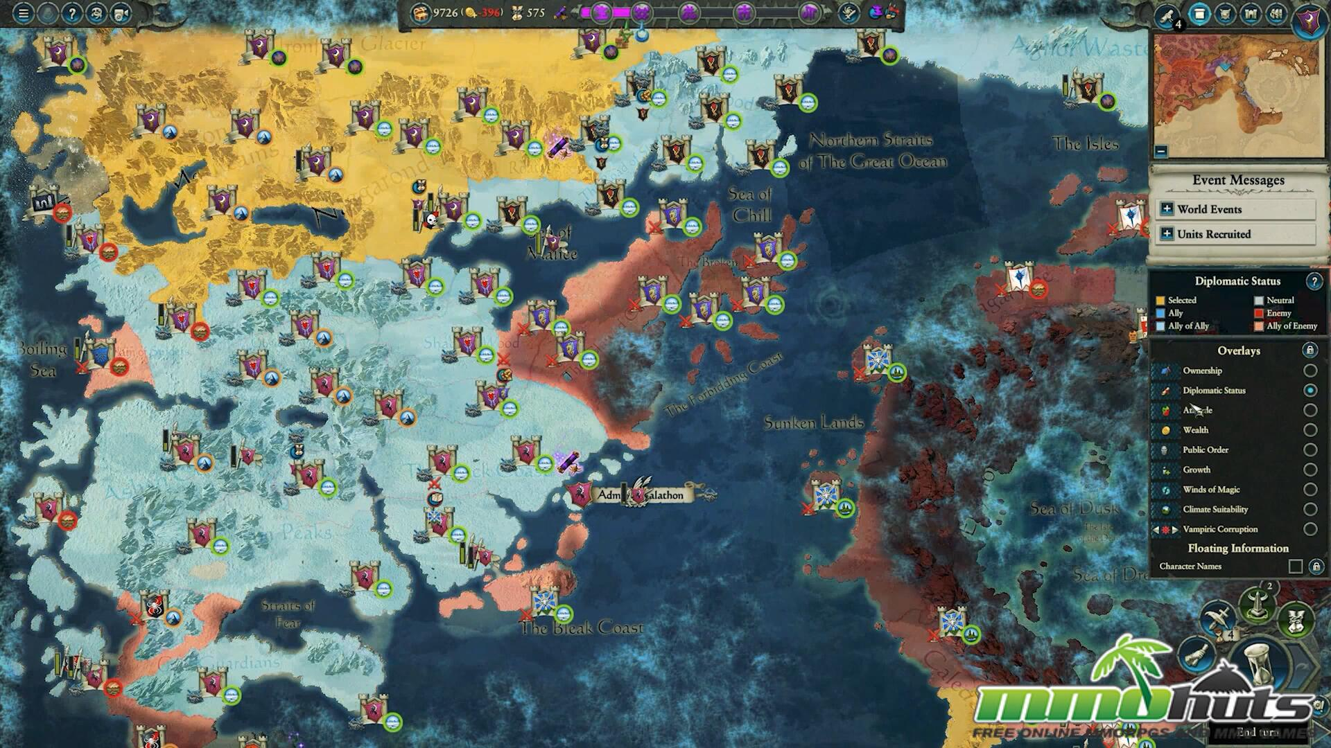 Universe 3d Wallpaper Total War Warhammer 2 Mmohuts