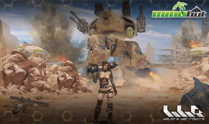 Android 3d Wallpaper Tutorial War Robots Mmohuts