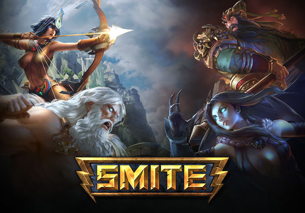 Heroes Evolved Hd Wallpaper Smite Mmohuts