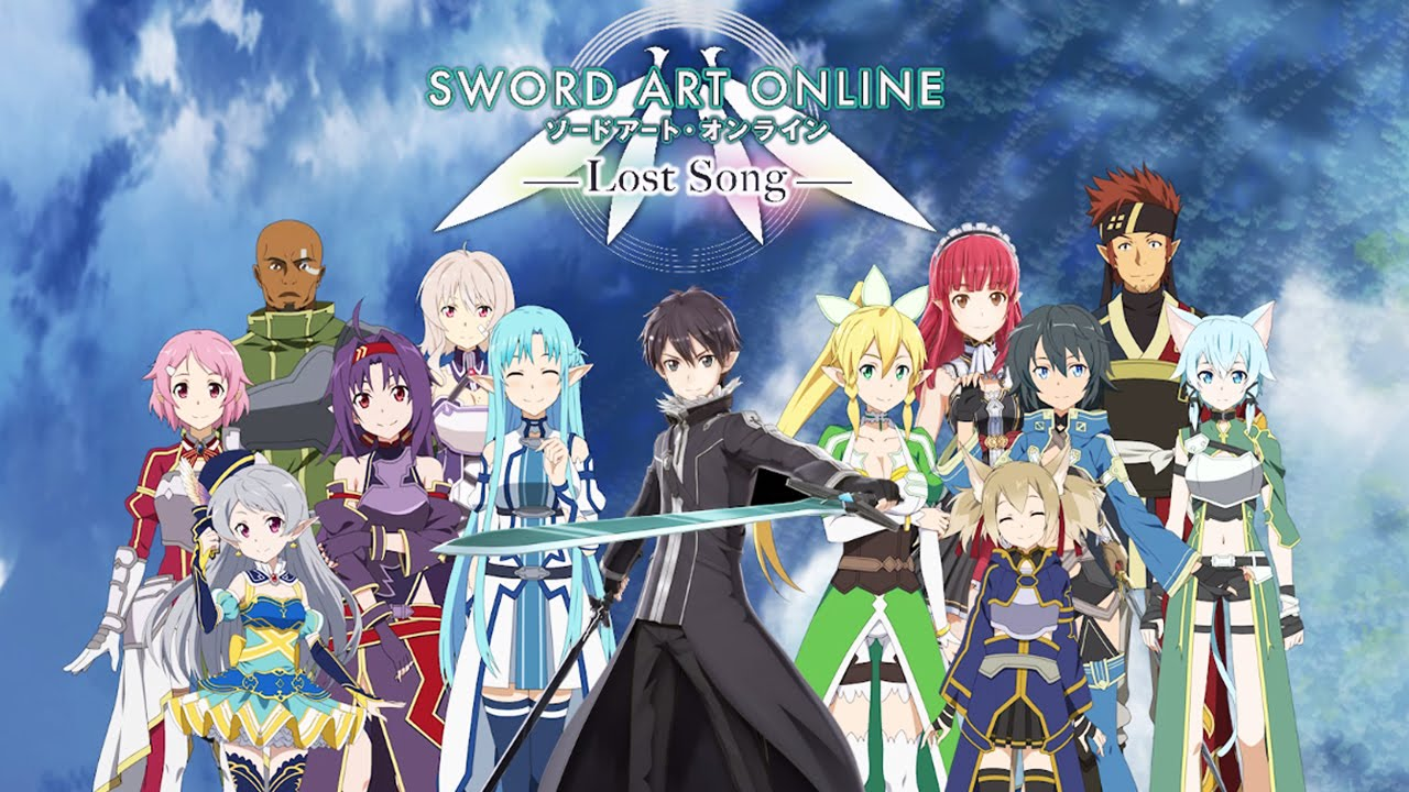 Smartphone Anime Wallpaper Sword Art Online Mmohuts
