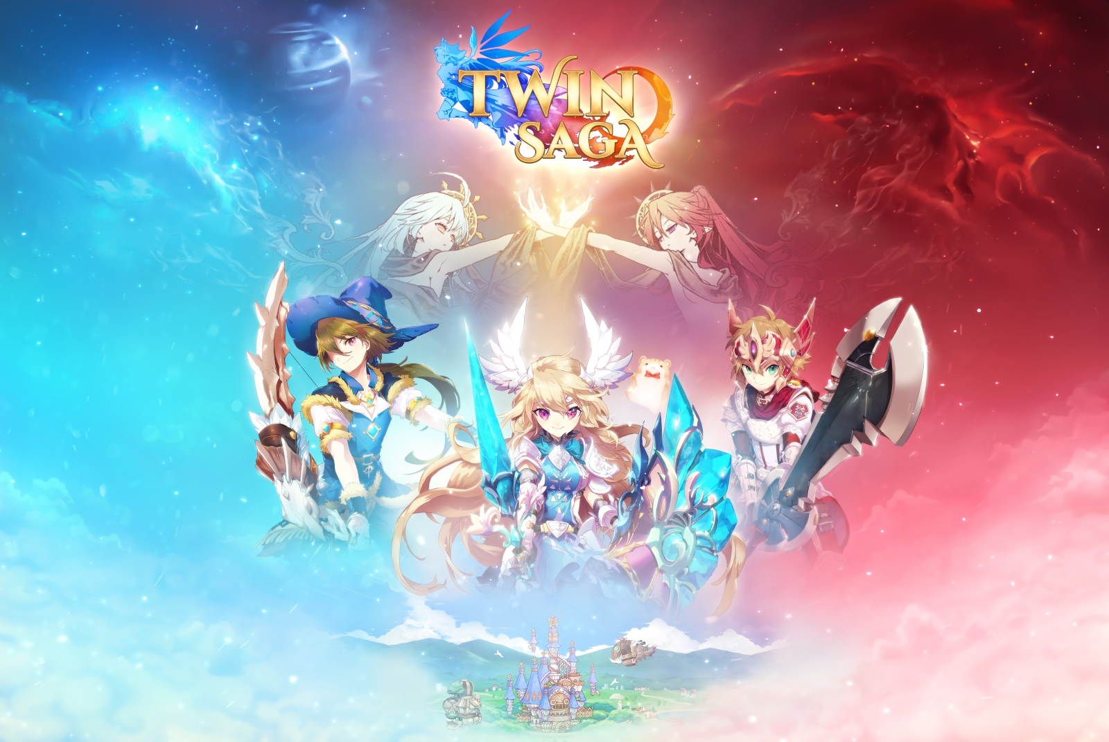 Aeria Games Aeria Games Announces Twin Saga Pc Games N News