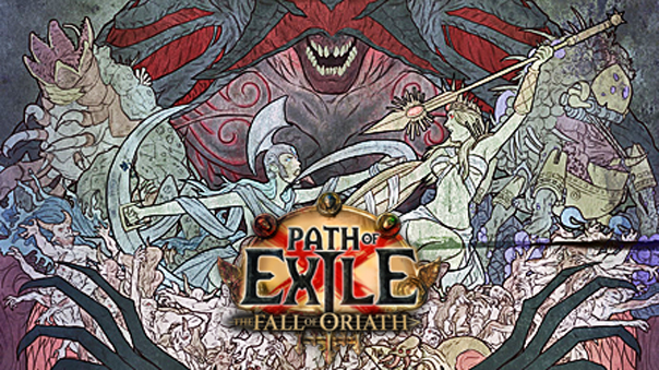 Path Of Exile Wallpaper Fall Of Oriath Path Of Exile The Fall Of Oriath Press Preview Mmohuts