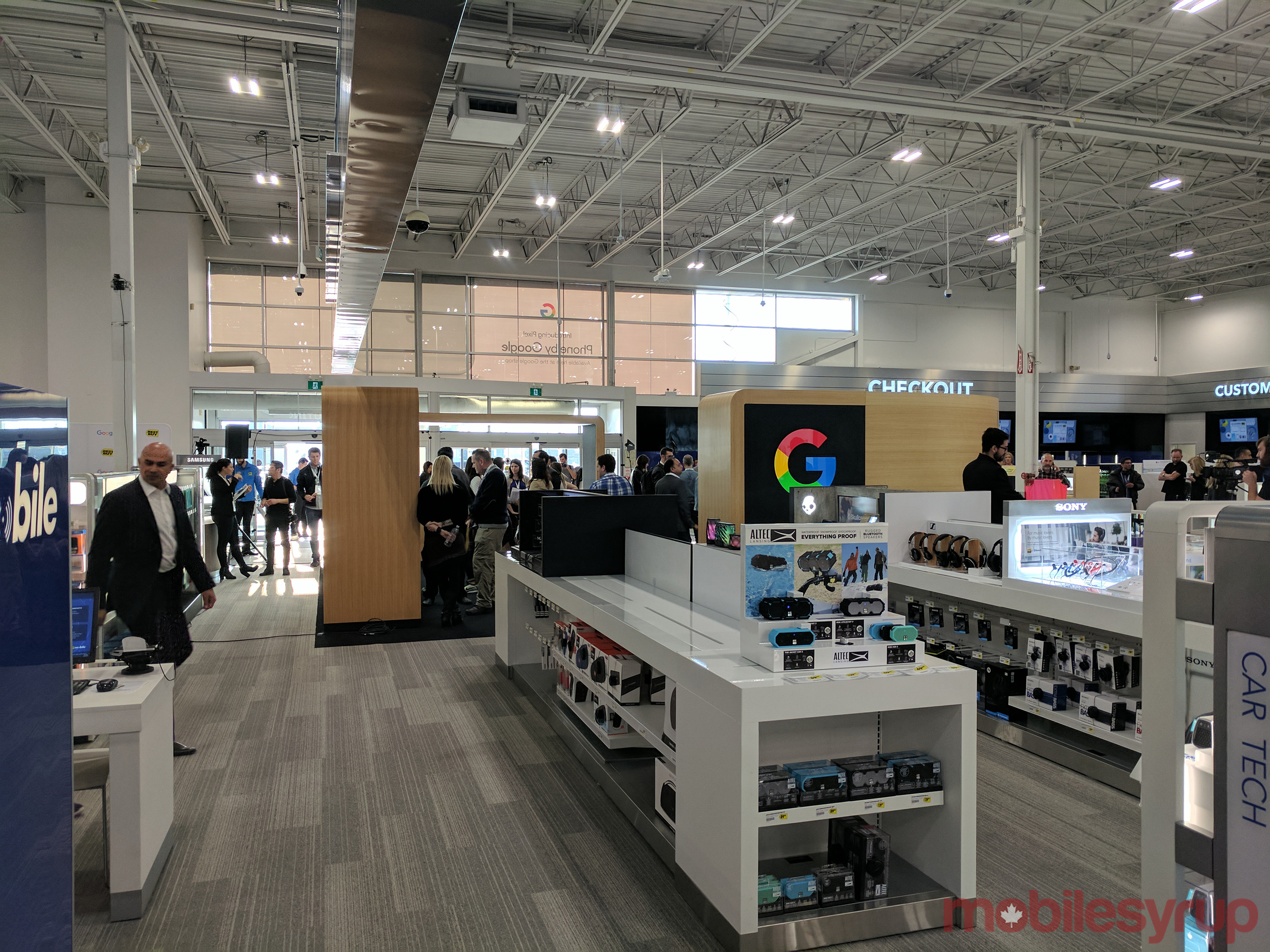 Lighting Stores In Montreal 15 Glorious Pictures Of The Google Experience Store At