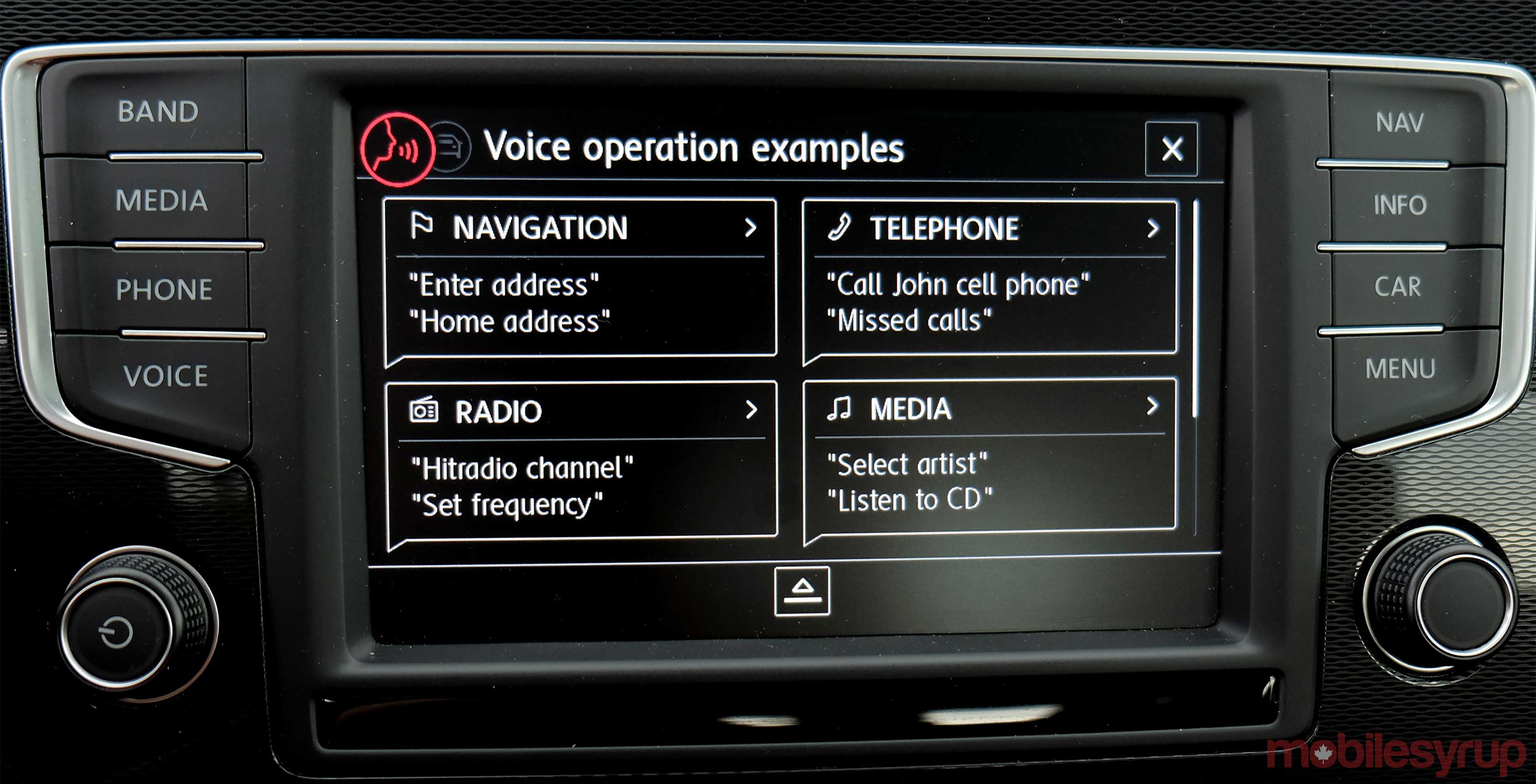 Car Audio Wallpaper Phone 2017 Volkswagen Mib System Review Where The Phone Rules