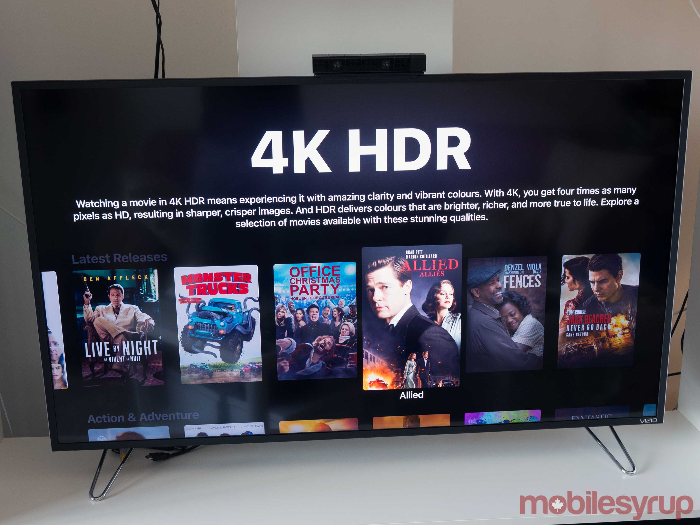 Tv 4k Apple Tv 4k Review Steps To A 4k Hdr Future