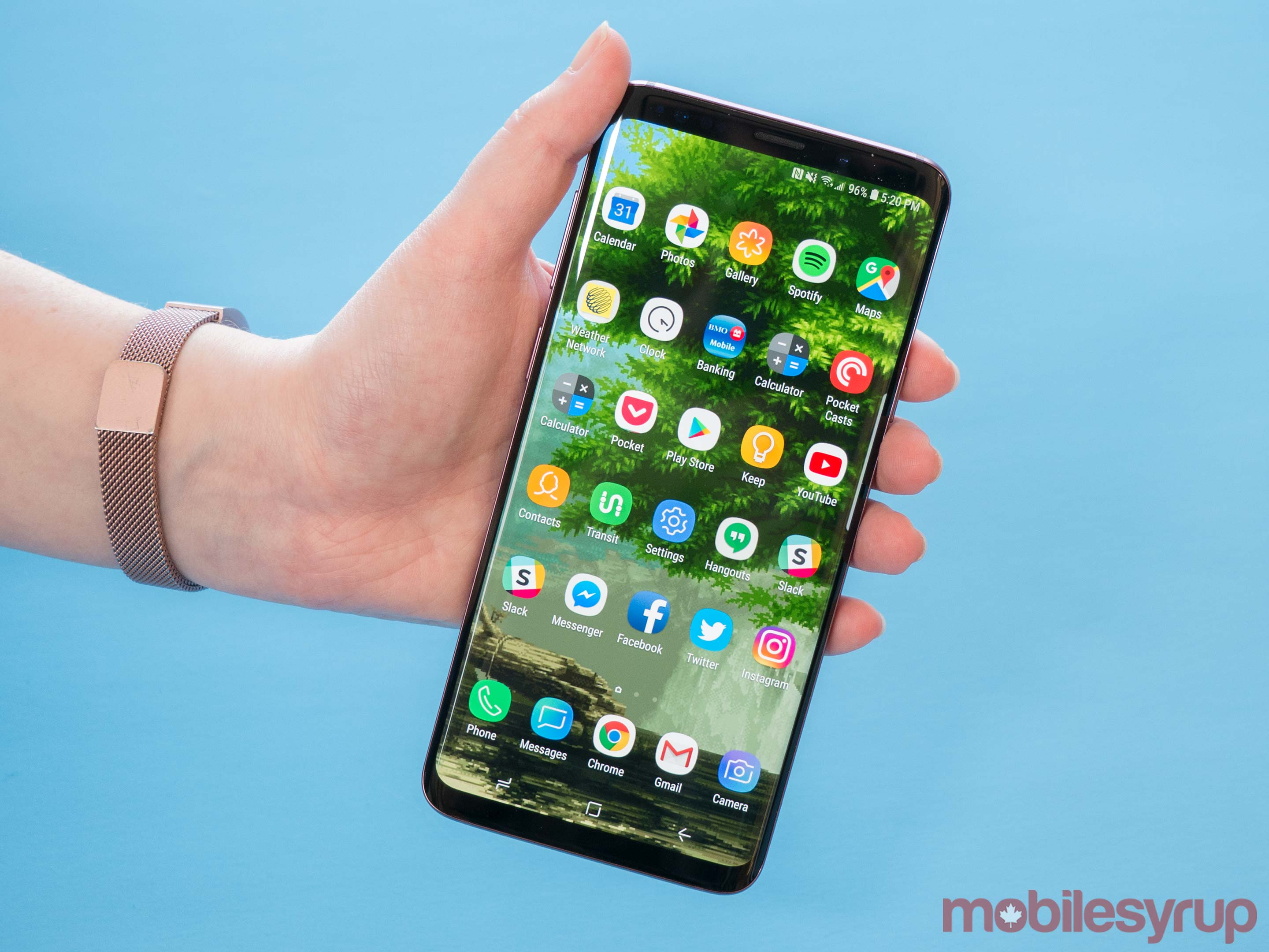 Mobile Samsung Samsung Galaxy S9 And Galaxy S9 Review Standing Firm