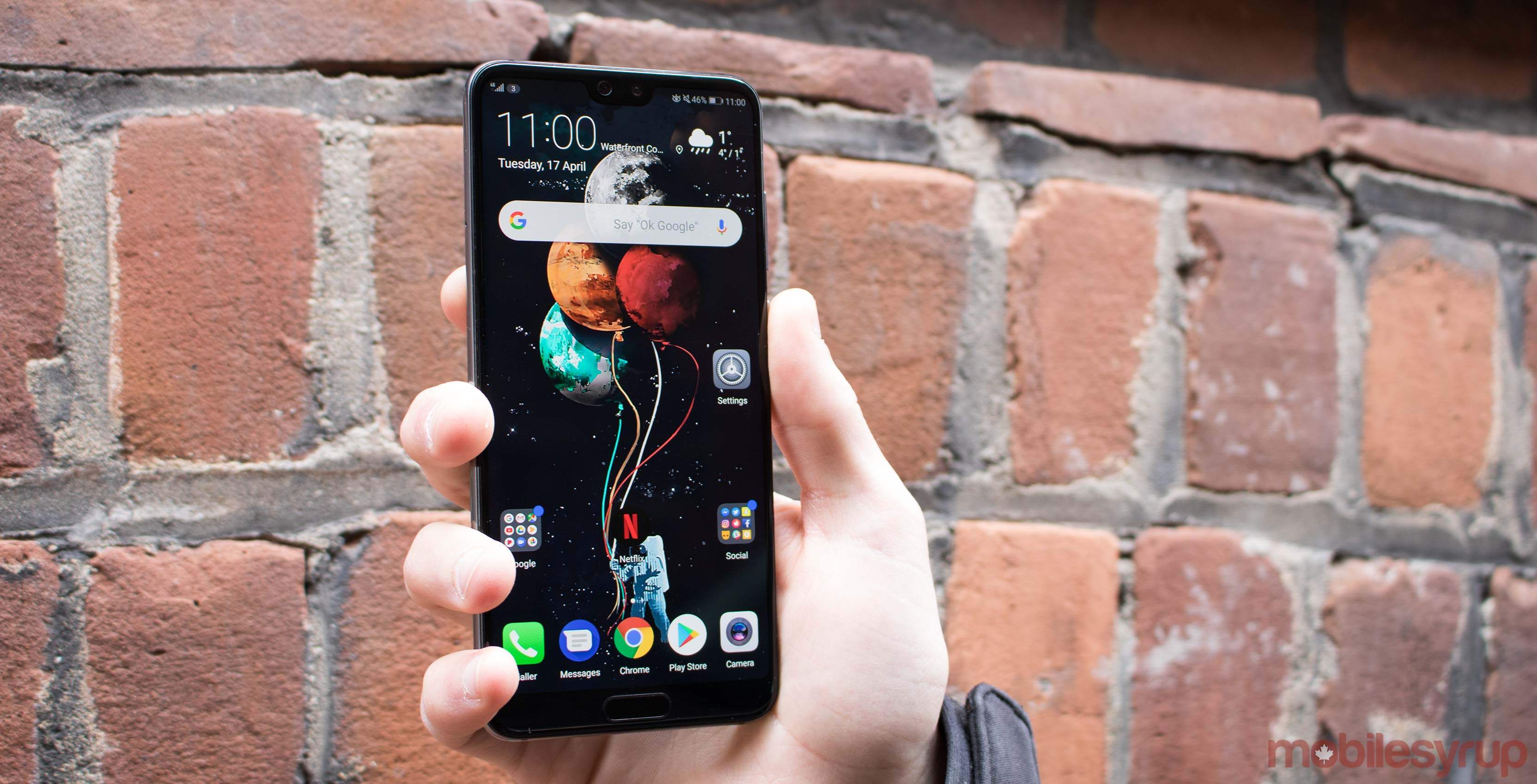 Black Friday Rogers Mobile Huawei P20 And P20 Pro Are Now Up For Pre Order In Canada