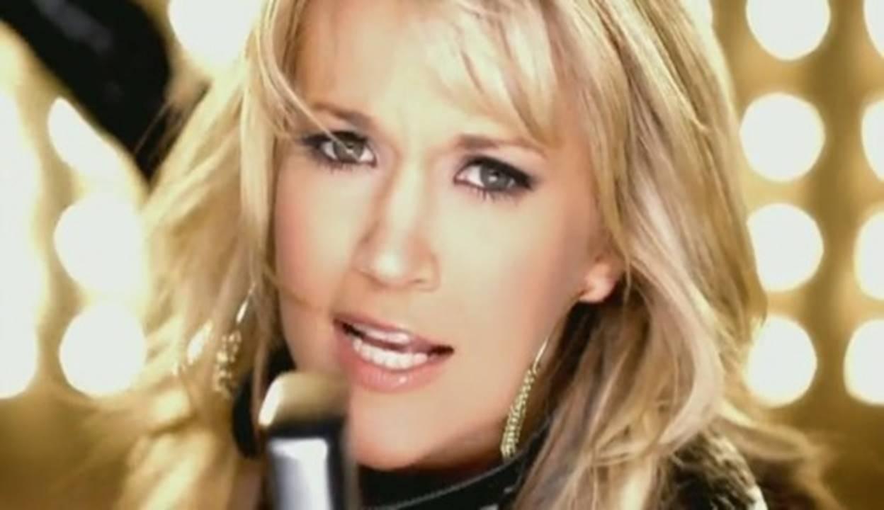 Carrie Underwood Quotlast Namequot Video And Lyrics