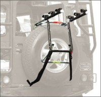 Allen Deluxe 3 Bike Spare Tire Mounted Carrier Model 303DB ...