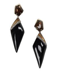 Alexis Bittar Earrings In Black | ModeSens