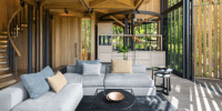Tree House Constantia - Living Room - modlar.com