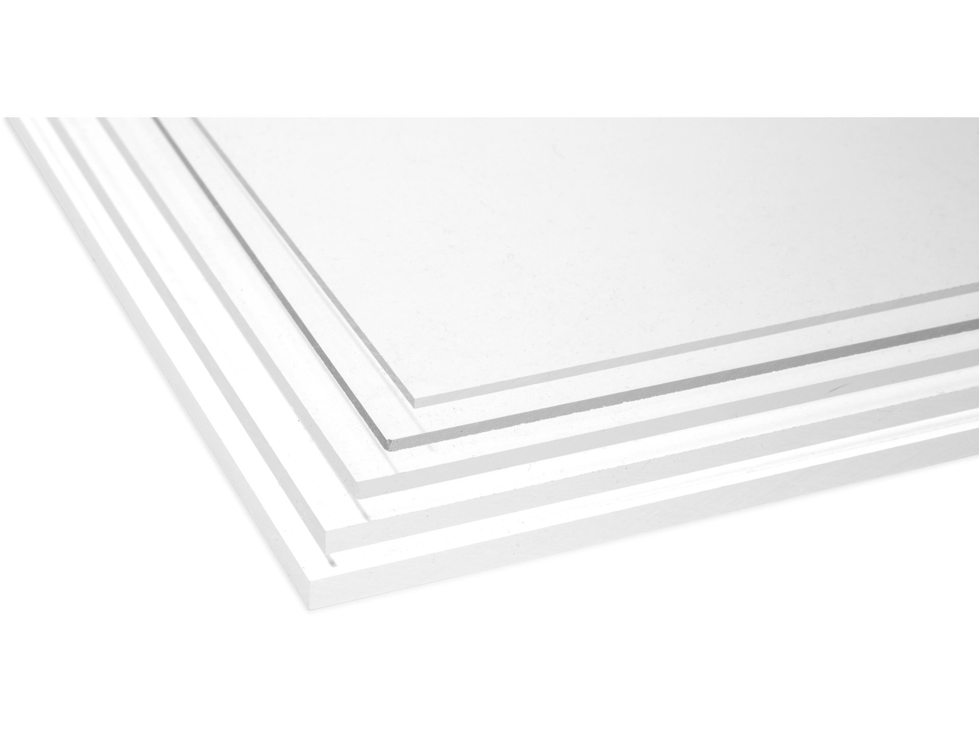Forex Platte Buy Acrylic Glass Xt Sheet Transparent, Colourless As Custom Cutting Or Standard Format Online At Modulor