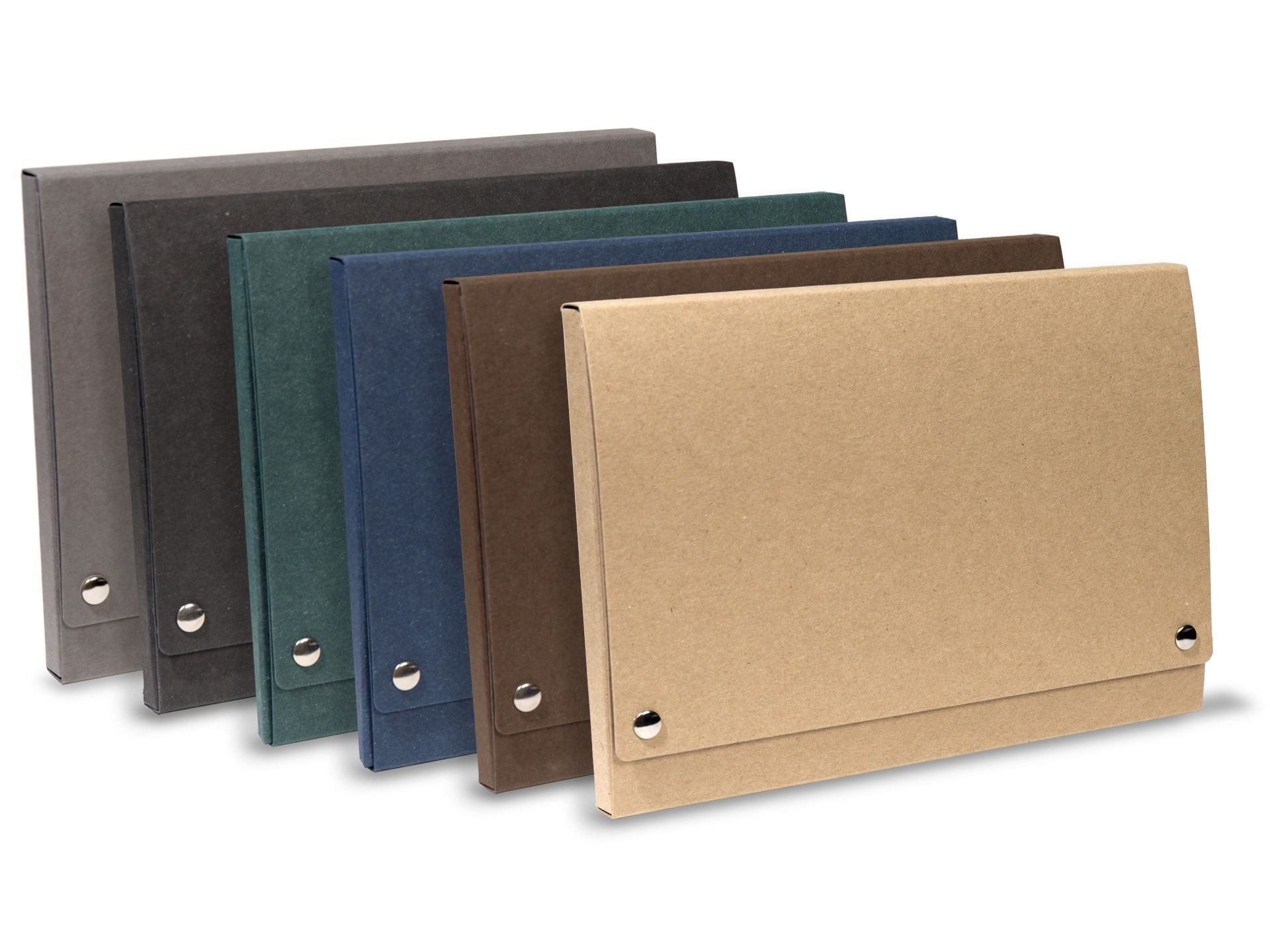 Stehsammler Metall Buy Cardboard File Folder With Snap Fasteners Online At