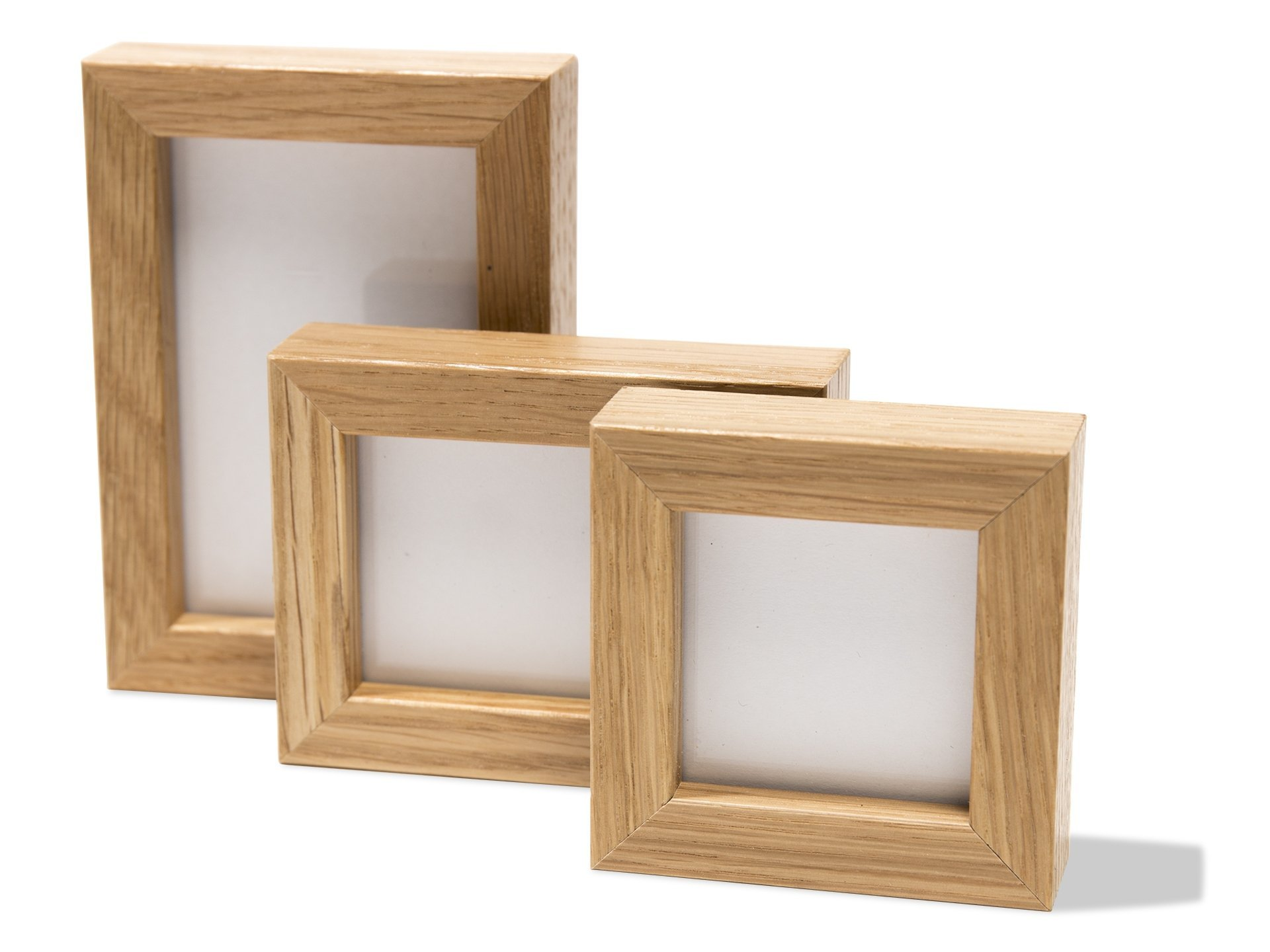 Bilderrahmen 60x60 Buy Mini Frame Natural Oak Online At Modulor