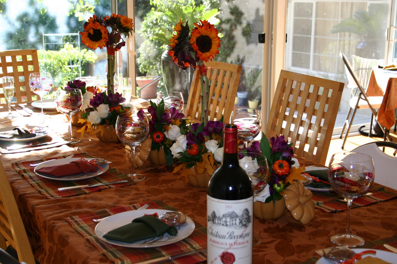 Gorgeous Thanksgiving Table Settings Momentum Realty Group