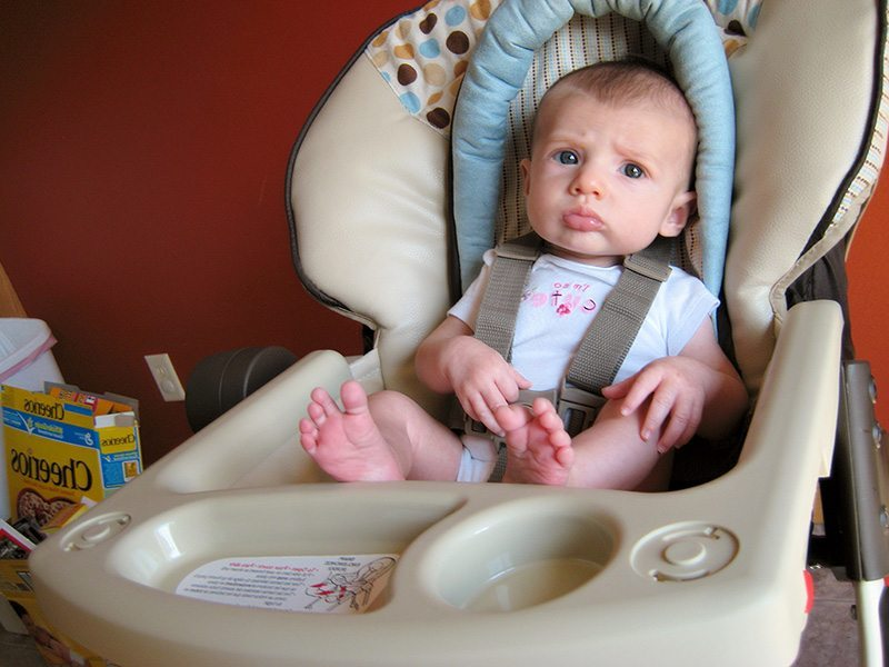 High Chair Safety Guide Avoid High Chair Injuries