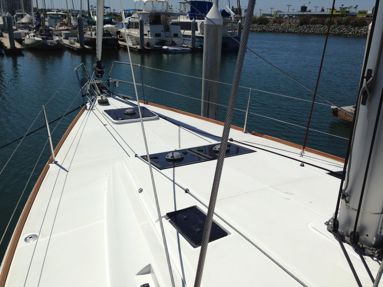 used 2018 jeanneau 47 yachts for sale