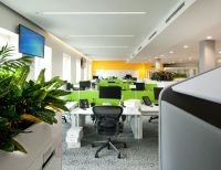 Inside eBay's London Office Design and Fit Out | Morgan Lovell