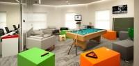 eBay's Fun & Flexible Office Design   Morgan Lovell