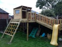 Backyard Play Fort | Outdoor Goods