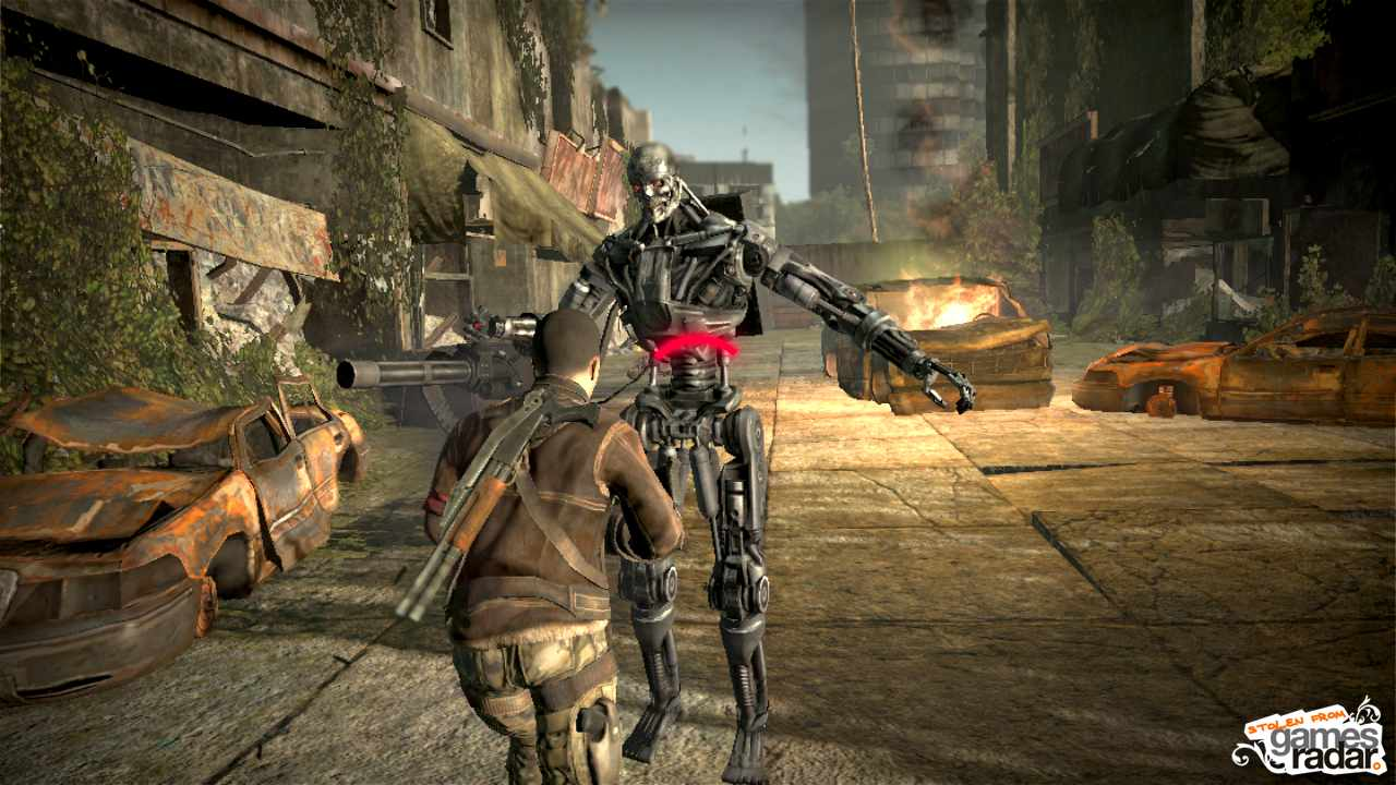 Terminator Salvation Terminator Salvation The Videogame Gamesradar