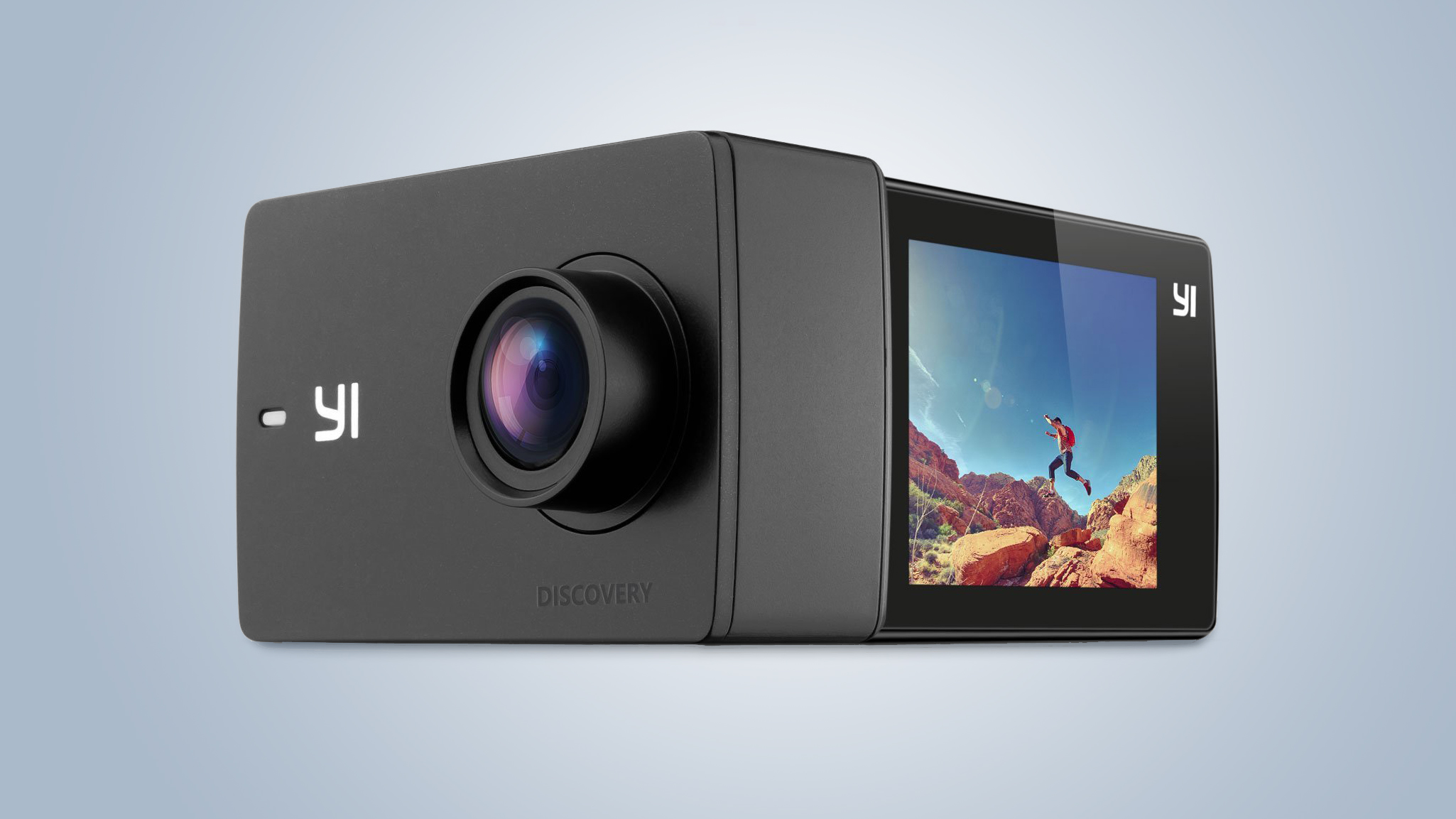 Boa Kopen Yi Discovery Action Camera Review Techradar