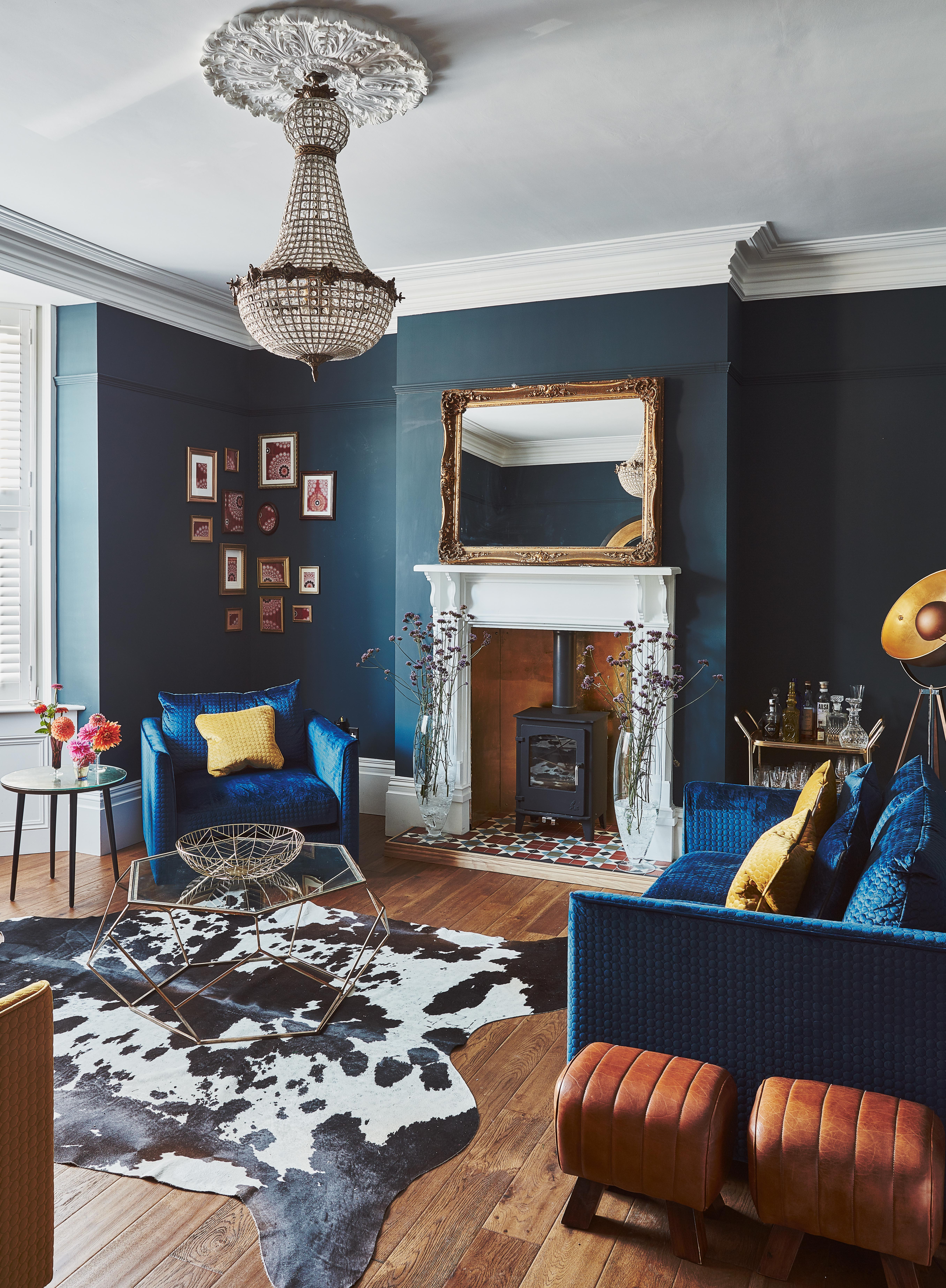 25 Living Room Paint Color Ideas To Give Your Space A Refresh Real Homes