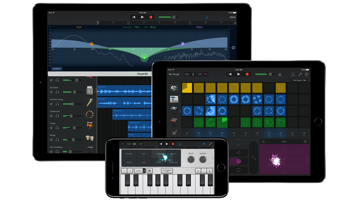Garageband Na Pc 14 Of The Best Ipad Iphone Ios Daws And Workspaces Musicradar