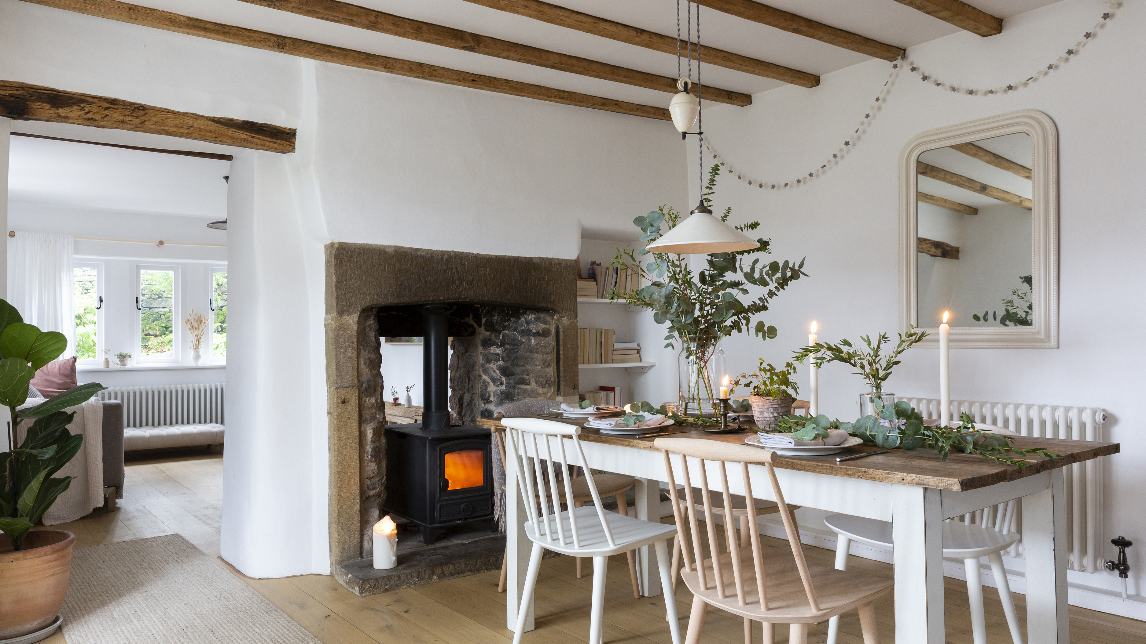 Real Home A Victorian Country Cottage With Simple Scandi Style Interiors Real Homes