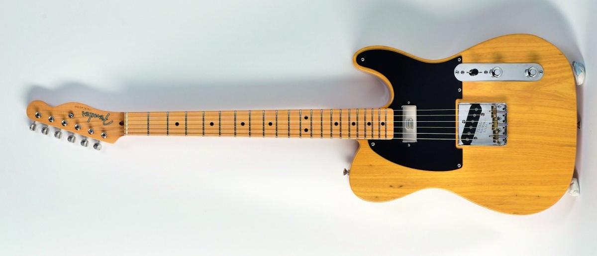 Fender Vintage Hot Rod \u002752 Telecaster MusicRadar