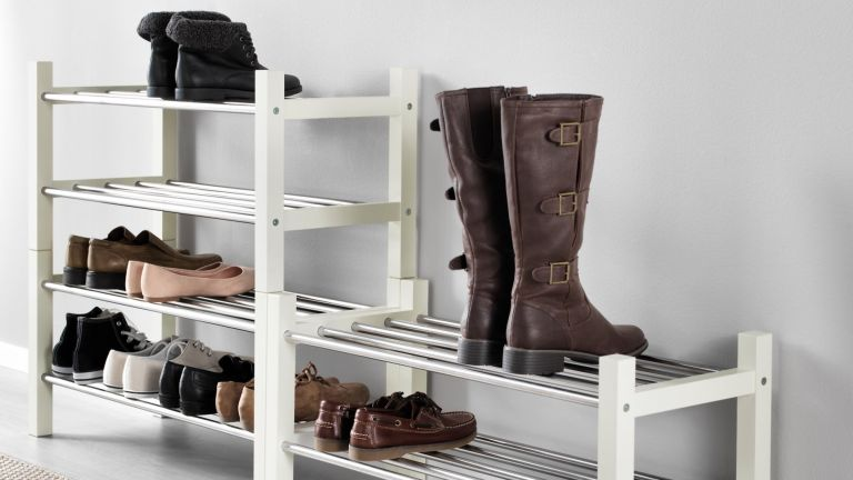 17 Hallway Shoe Storage Ideas Real Homes