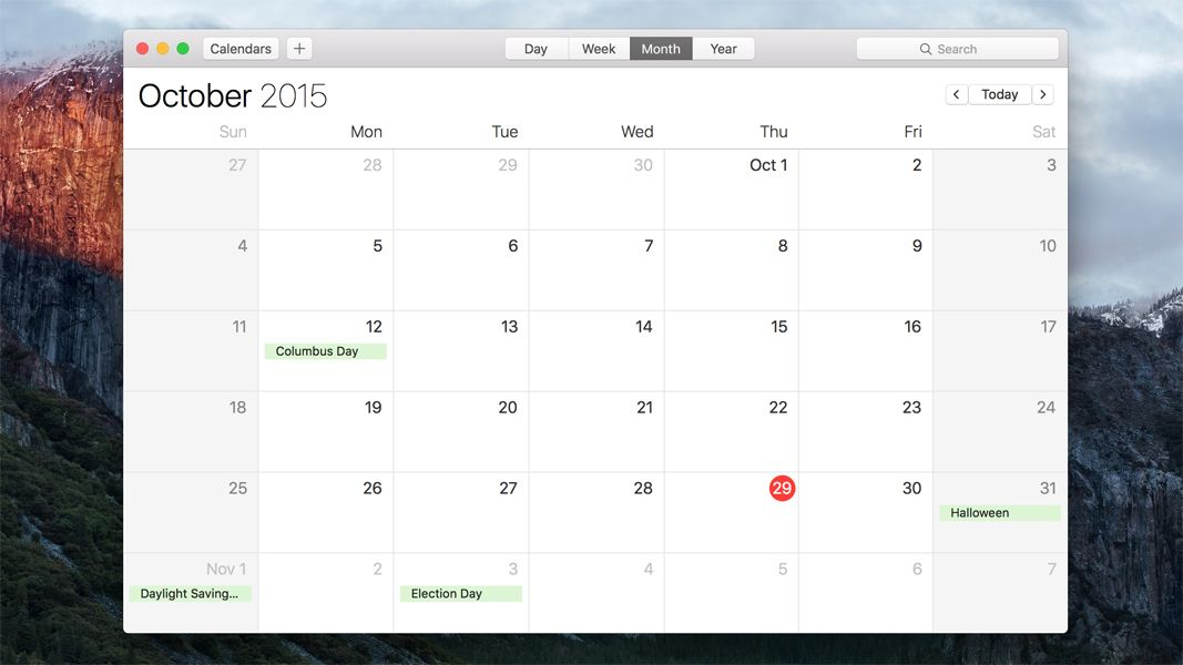 How to print everything on your Mac calendar TechRadar