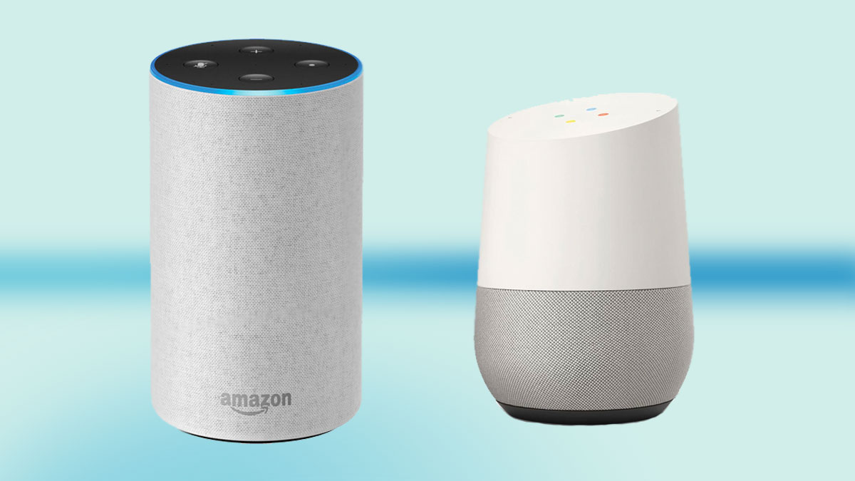 Amazon Smart Home Amazon Echo Vs Google Home Which Is The Smart Speaker For You