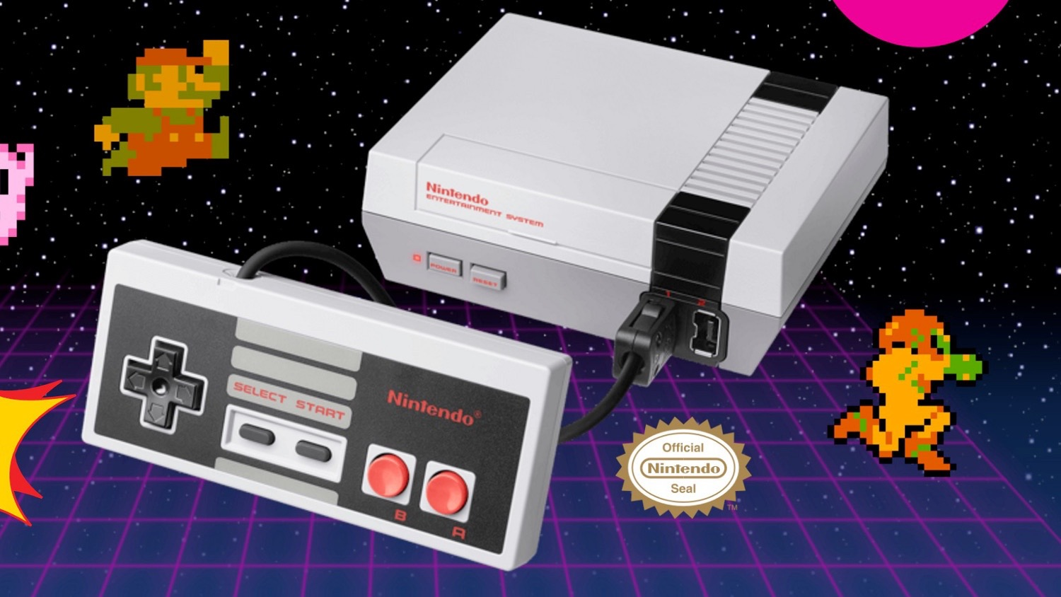 Console Magazine Nes Mini Hack Squeezes Every Nes Game Ever Onto The Tiny Console