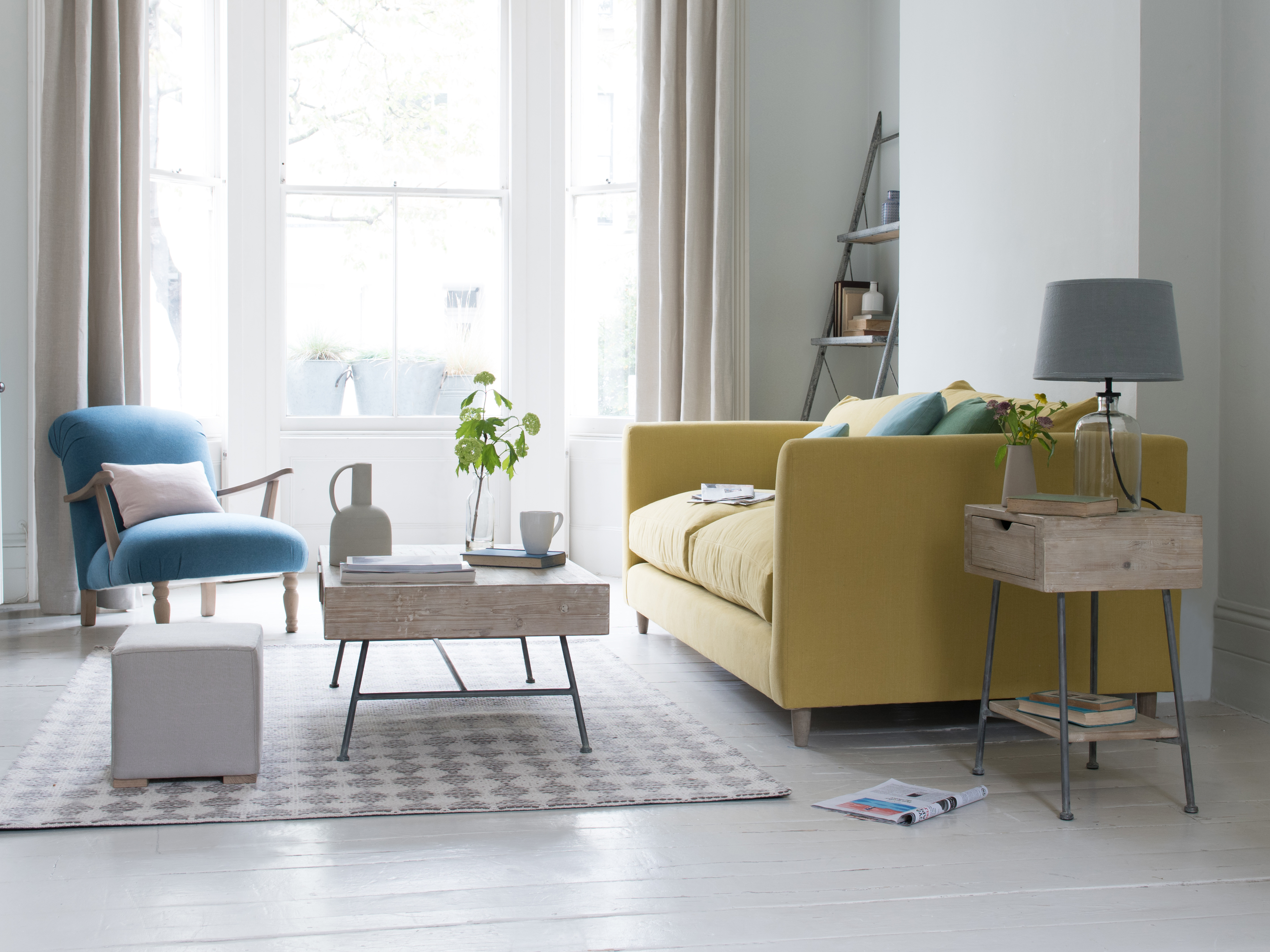 Sofas And Stuff Haresfield The Best Yellow Sofas Real Homes