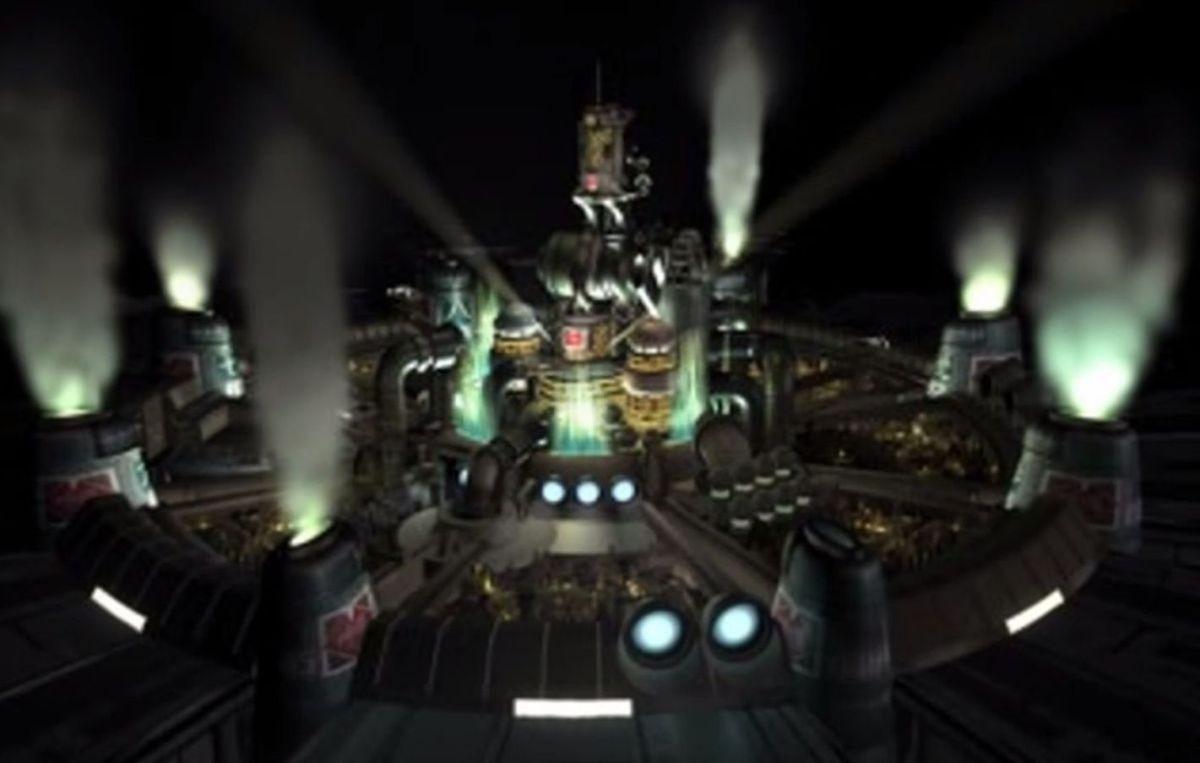 Ff7 Wallpaper Hd Why I Love Midgar In Final Fantasy 7 Pc Gamer
