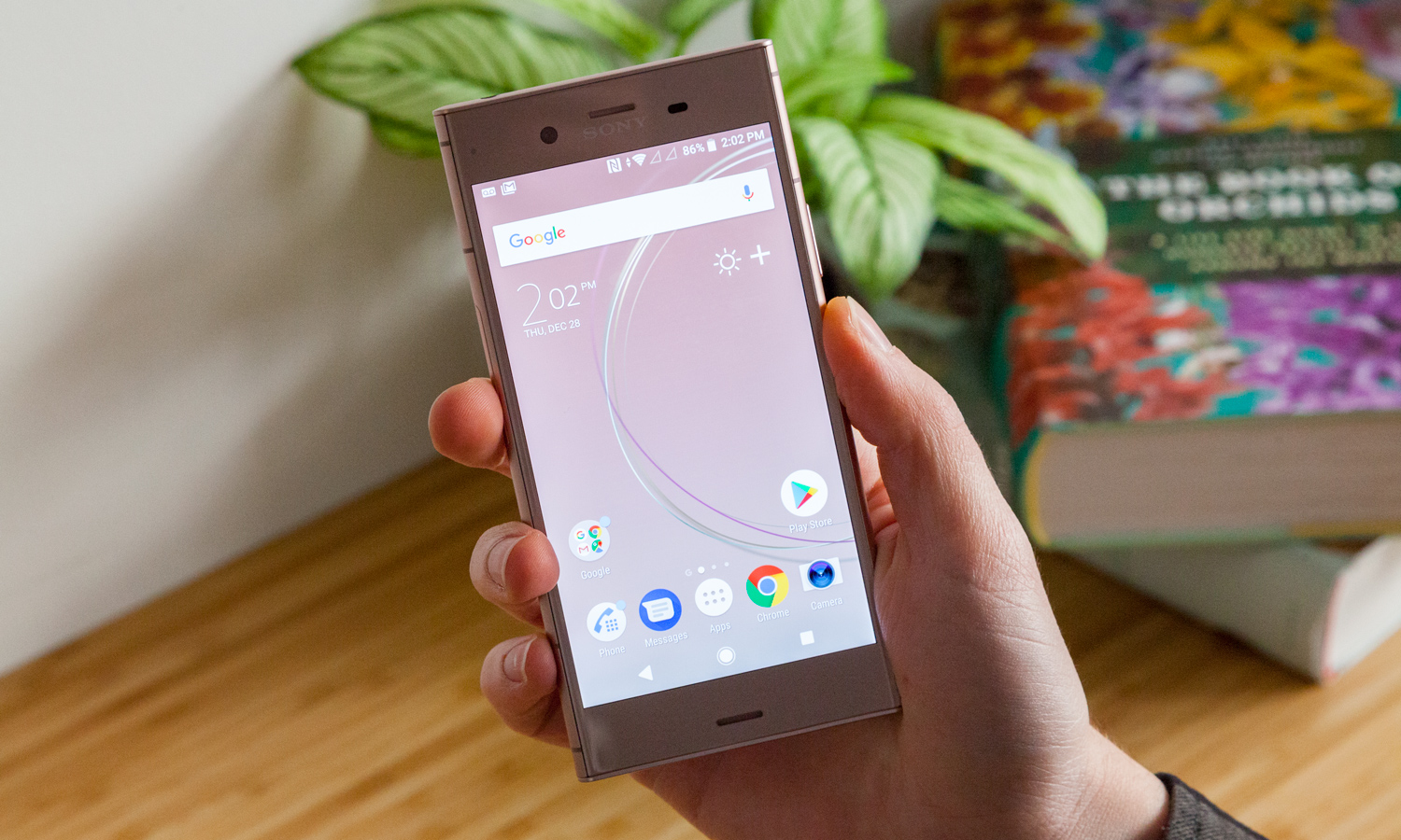 Sony Xz1 Compact System Update Xperia Xz1 Review This Sony Phone Is Stuck In The Past