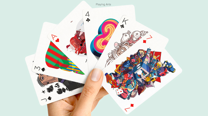 20 stylish custom playing cards Creative Bloq