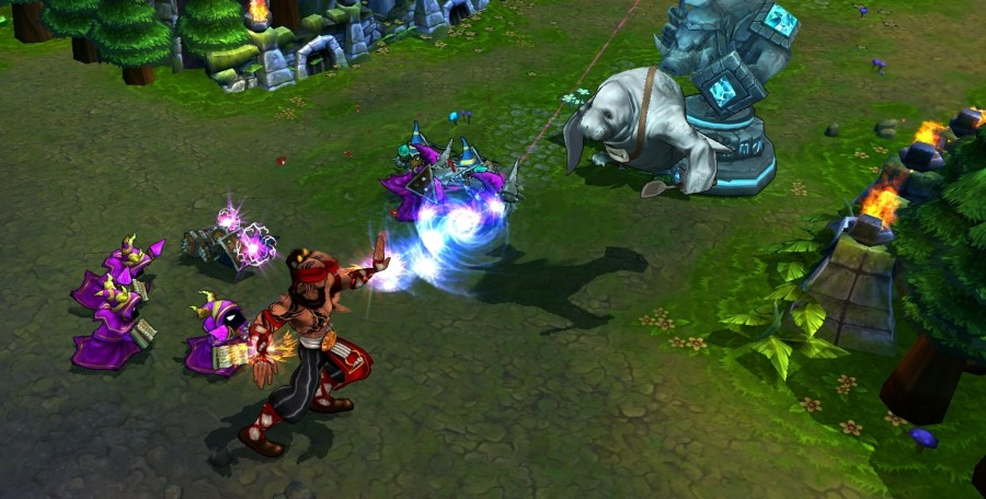 Full details on Lee-Sin, League of Legends\u0027 upcoming champion