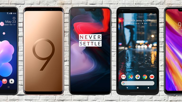 Best Android phone 2018 smartphones from Google, Huawei, Samsung