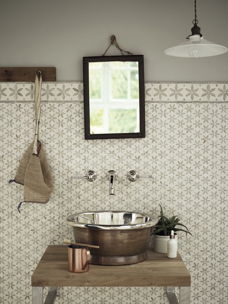 Bathroom Tile Ideas 18 Beautiful Looks To Inspire A Makeover Real Homes