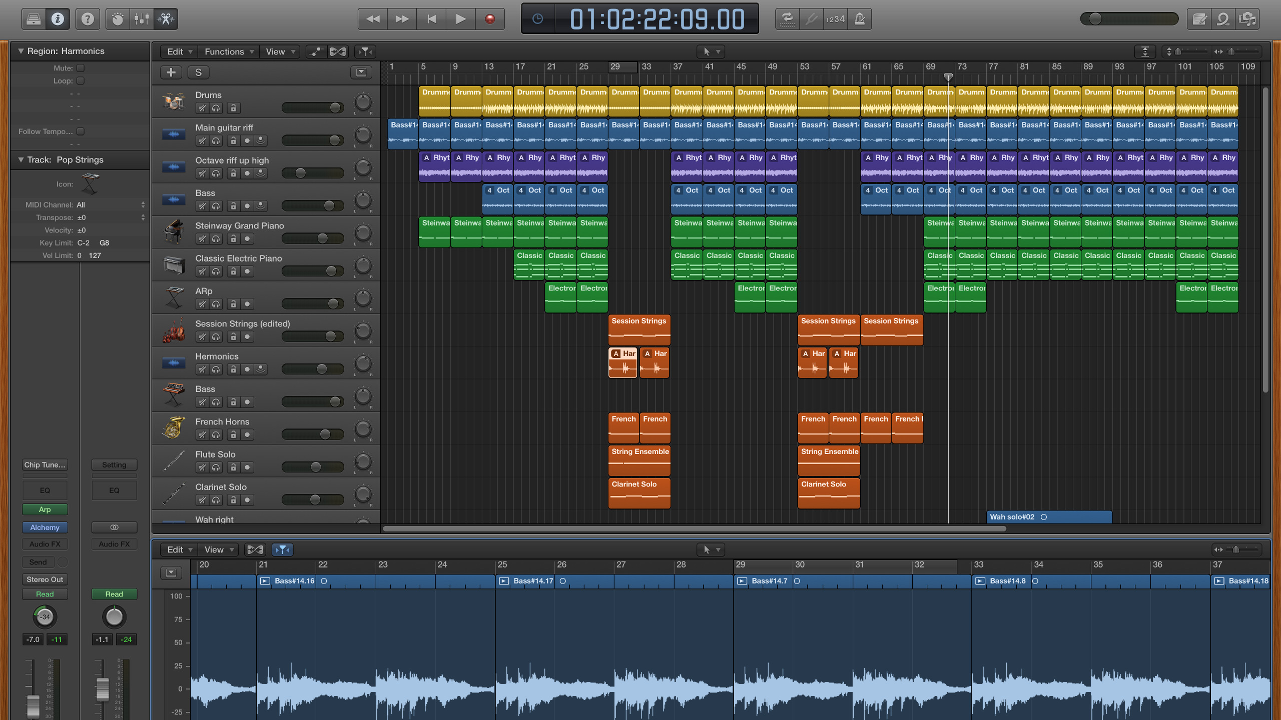 Fan Garageband 5 Killer Logic Pro X Features That Convinced Me To Ditch