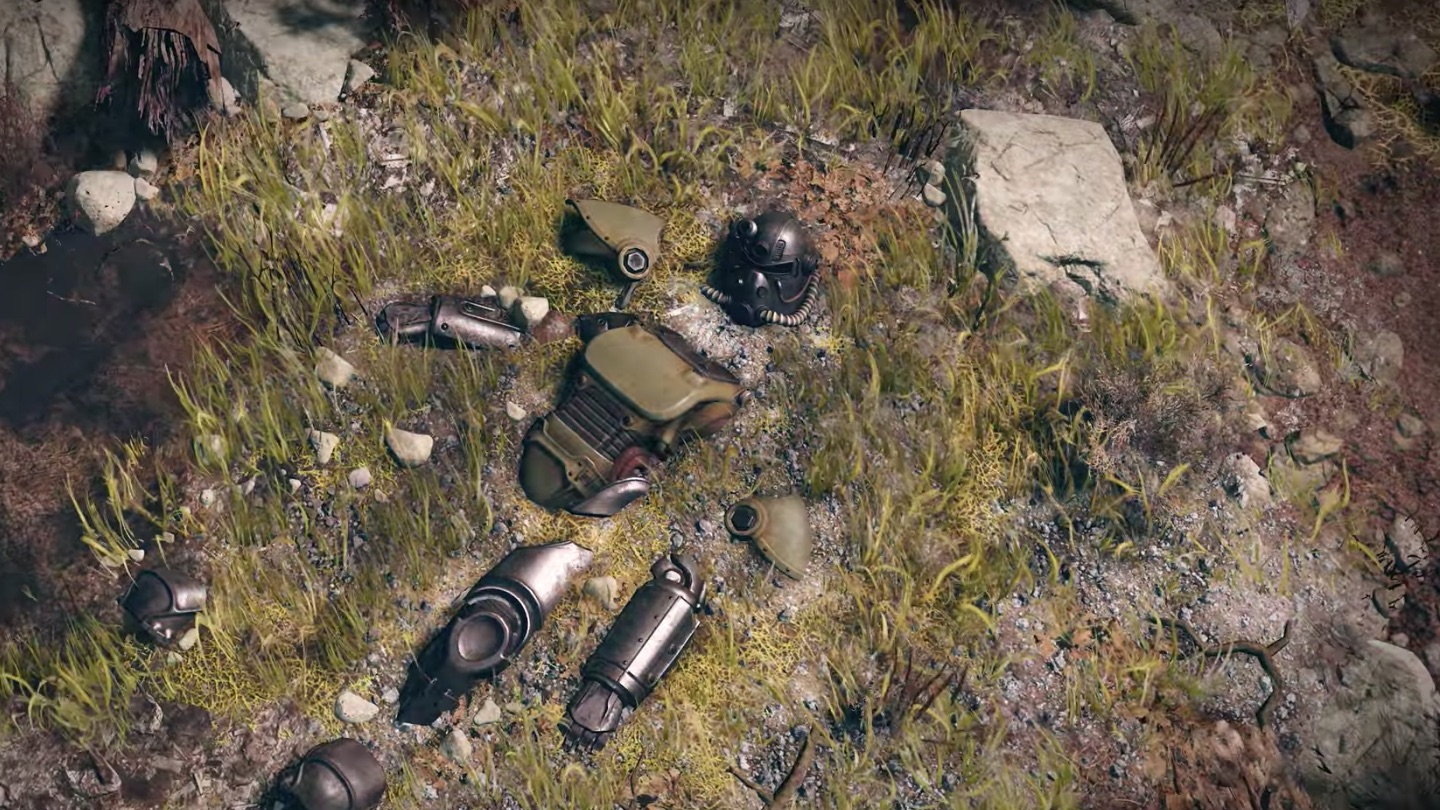 Fallout 76 Fallout 76 Cheats Have Stolen Unreleased Items From Secret
