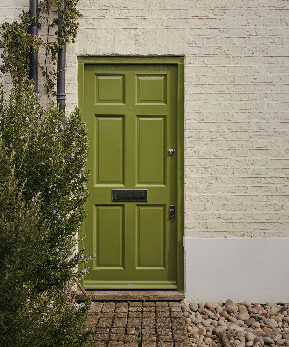 6 Tips For Painting A Front Door According To Color Experts Homes Gardens