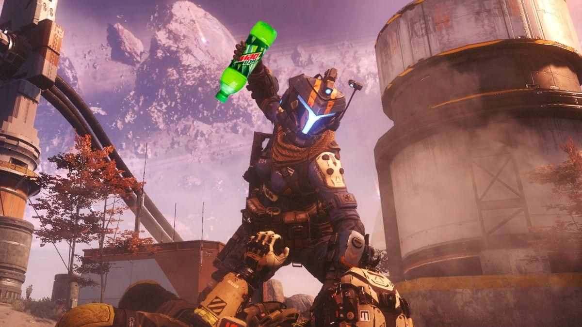 Mass Effect Fall Wallpaper Titanfall 2 Coliseum 1v1 Mode Gamesradar