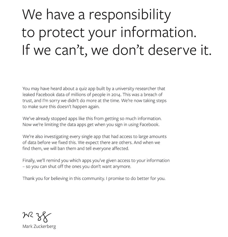 The good, the bad and the WTF of brand apologies Creative Bloq