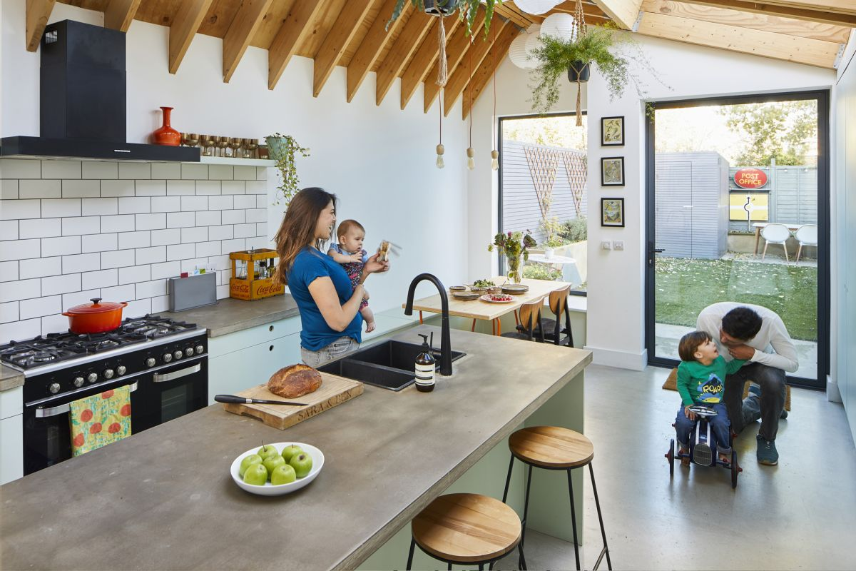 Kitchen Diner Extension Design Kitchen Extensions How To Plan Cost And Design Your Kitchen