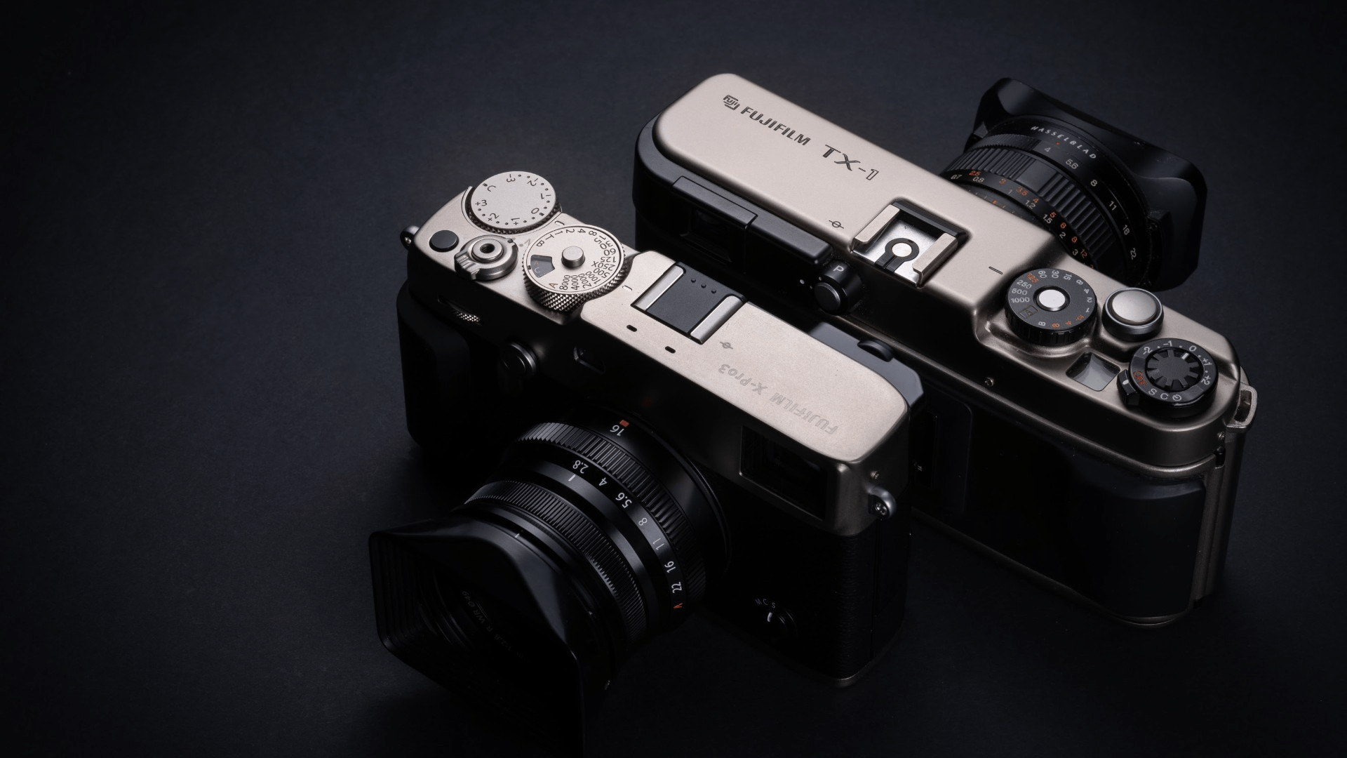 Black Point System In Qatar Fujifilm X Pro3 Delivers Retro Charm In A High Tech Package