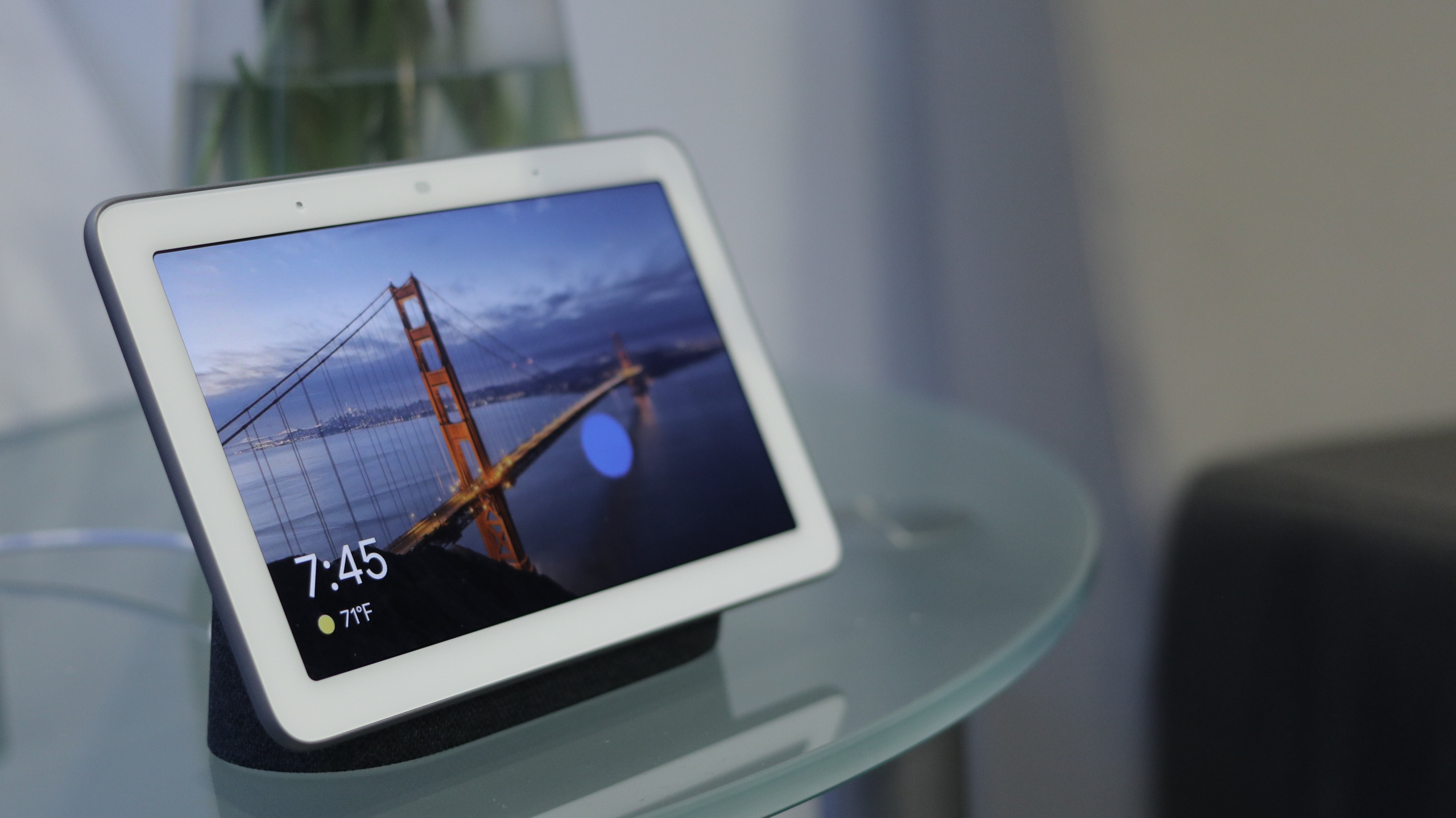 Einrichten Po Polsku Google Home Hub Review Techradar